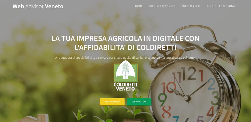 Web Advisor Verona